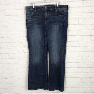 American Eagle Favorite Boyfriend Midrise Jeans 20